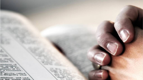 The Bible and prayer