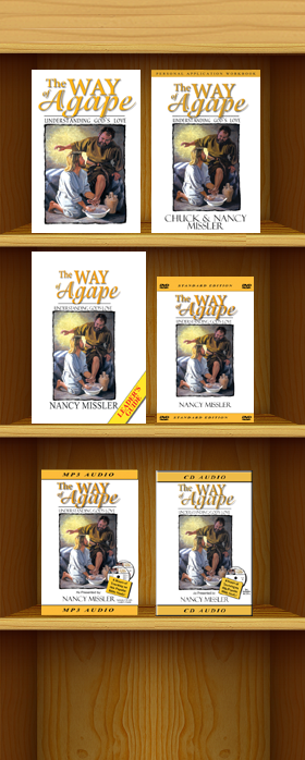 The Way of Agape Products